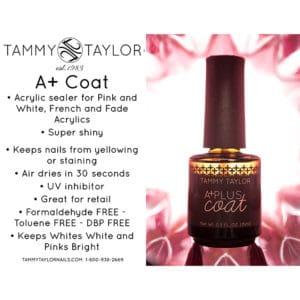 Tammy Taylor A+ Coat